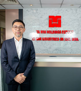 Dato' Yeo Boon Leong, JP