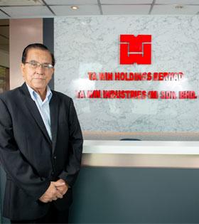 Dato' Paduka<br /> Dr Thomas Hii King Hiong